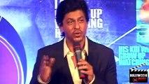 Shahrukh Khan #SRK @iamsrk Unveils Toyota University Cricket Championship!