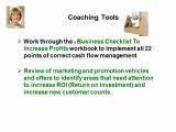 Small Business Cash Flow Coaching - Cash Flow Analysis Coach - Cash Flow Management Coaching