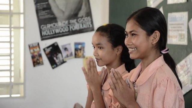 4 mois de la vie à Happy Chandara