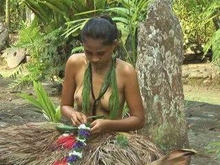 Yap eine Insel in Micronesien mit Kultur und Traditionen