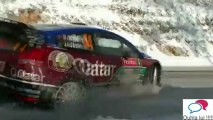 Mads Ostberg max attack rallye Monte Carlo 2013