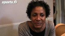 JO-Porte drapeau: Marie José Pérec ravie pour Laura Flessel