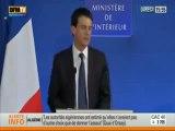 Manuel Valls engagé dans la lutte contre les violences faites aux femmes