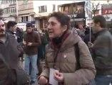 Hrant Dink Anmasına Biber Gazı Sıkıldı