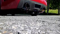 350Z Gets a PROTOTYPE Titanium Exhaust - Dailymotion Video