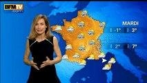 La France sous la neige dimanche, 55 départements en vigilance orange - 19/01