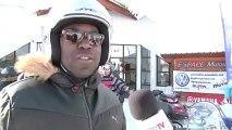 Lucien Jean-Baptiste au festival de l'Alpe d'Huez