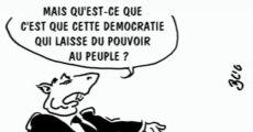 Etienne Chouard - La vraie démocratie