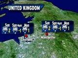 UK Weather Outlook - 01/19/2013