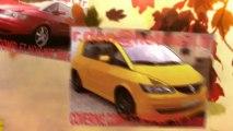 Renault Avantime, Renault Avantime, essai video Renault Avantime, covering Renault Avantime, Renault Avantime noir mat
