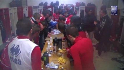 Autour du match Nîmes / Clermont