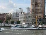 Rotterdam, Pays Bas : paysage urbain