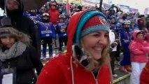 Alpine Skiing World Cup - Cortina D'Ampezzo - Women's super-G
