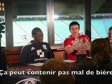 Serge Betsen annonce le match Légendes Françaises vs Légendes Britanniques
