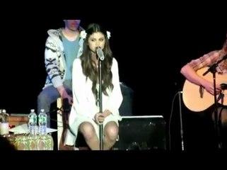 Selena Gomez - Cry me river Cover