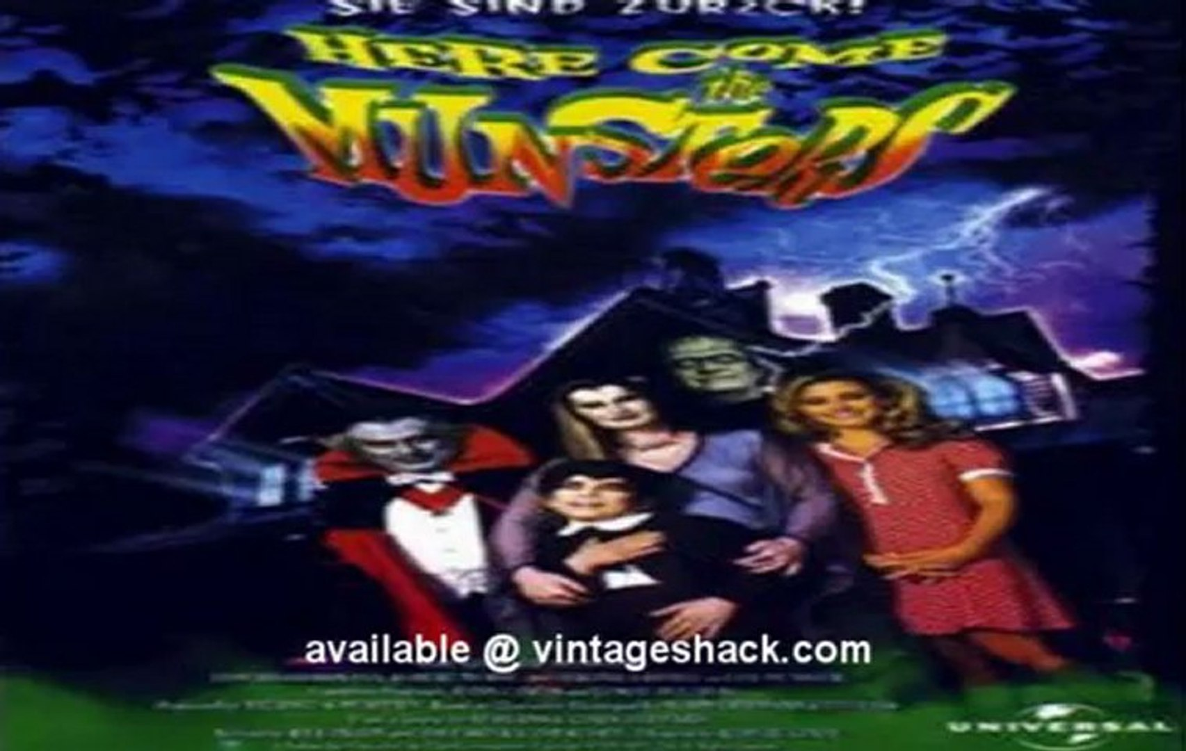 Here come the Munsters (Trailer)