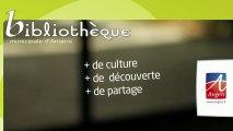 Bibliothèque Municipale d'Angers : Un livre, une histoire ...