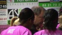 Euroligue 2012-2013 - basket féminin- Arras – Schio