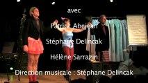 """Les Cyranoiaques """"C'est Idiot"""" cabaret crétin"""