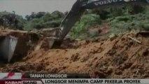 21 morts dans des glissements de terrains en Indonésie