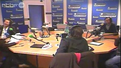 Alex Vizorek reçoit Nicolas Bedos - On n'est pas rentré (05/12/11)