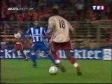 RC Lens - Deportivo La Corogne, Ligue des Champions 2002/2003 (1ère mi-temps)