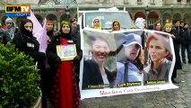 Assassinat des militantes kurdes : un suspect mis en examen - 21/01