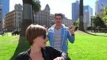 AUSTRALIE-MELBOURNE: Presentation de la ville!