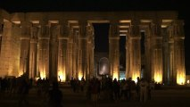 LOUXOR - Temple de LOUXOR - Égypte