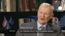"Zbigniew Brzezinski : ""L'Europe doit se tourner davantage vers l'avenir"""