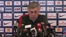 Replay Conférence de presse Carlo Ancelotti
