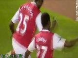 Henry & Adebayor & Eboue Dancing