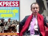 Guerre au Mali: la France a-t-elle les moyens?