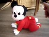 Vidéo de Mickey qui trotte