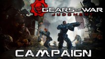 "Gears of War Judgement | Part 1: ""Campaign - The Guts of Gears"" Features (2013) [EN] 