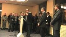 cérémonie des voeux 2013 à la Cté de communes d'Avranches (50) - Guénhaël Huet