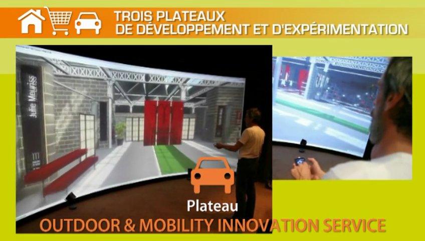 Retail Innovation Center