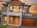 Los Angeles Construction- Los Angeles builders