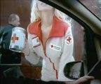 Croix rouge spot publicitaire adriana karembeu