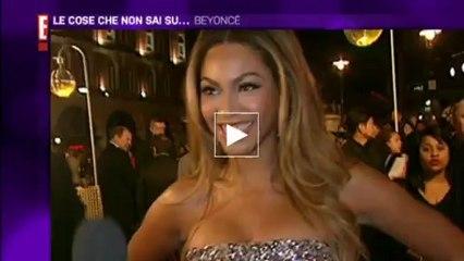 Le Cose Che Non Sai Su Beyoncé...