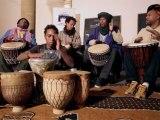 Meskawi percussion djembé afrique 1