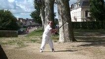 TAO DE BÄTON LONG, AU BORD DE LA SAÖNE à Chalon sur Saône 71