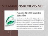 Steam Iron Reviews - Top 10 Steam Irons