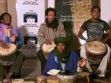 Meskawi percussion djembé afrique 2