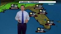 Florida Vacation Forecast - 01/22/2013