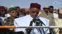 Mali: Le Niger sur le pied de guerre