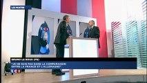 Bruno Le Roux dans la Matinale de LCI 23 janvier 2013