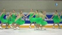 Patinage synchronisé : 850 patineurs attendus à Rouen pour la French Cup
