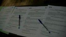 Signature des Conventions Jouons Ensemble - Fondation TFC