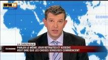 Chronique éco de Nicolas Doze : Retraites et Assedic 23/11